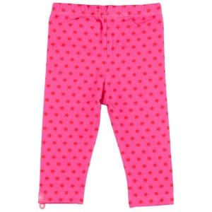 Kiezel-tje Mini Legging Sterne pink