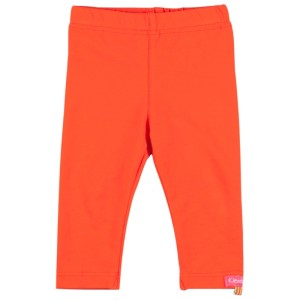 Kiezel-tje Mini Legging orange