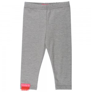 Kiezel-tje Mini Legging grey melee