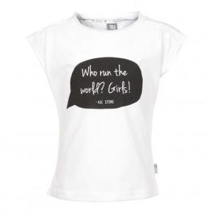 KIE stone T-Shirt white