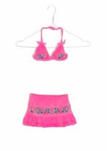 Mim-Pi Bikini pink 3tlg.