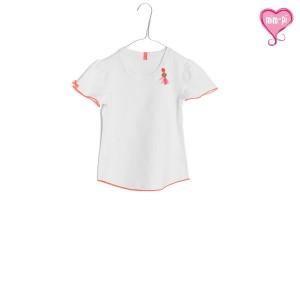 Mim-Pi T-Shirt weiss