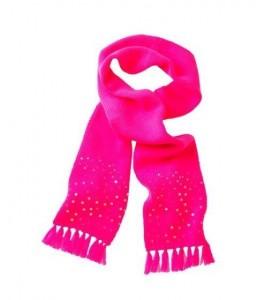 Mim-Pi Schal pink