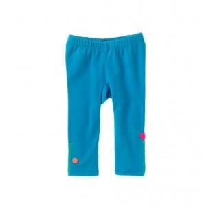 Mim-Pi Baby Basic-Legging aqua