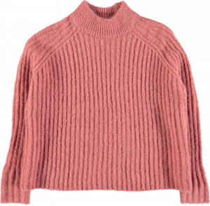 Molo Mädchen Strick-Pullover GERTRUDE blush