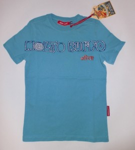 Molto Buffo T-Shirt tuk tuk blue moon