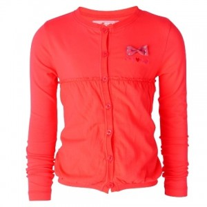 Muy Malo Cardigan/Weste rouge red