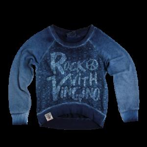 Vingino Sweat-Shirt NADIA dark blue