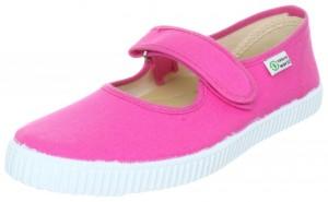 NATURAL WORLD Mädchen Schuhe fuchsia / pink