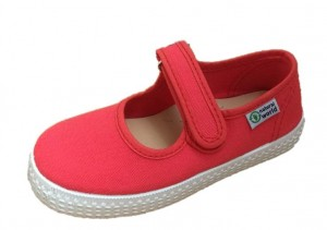 NATURAL WORLD Mädchen Schuhe koralle