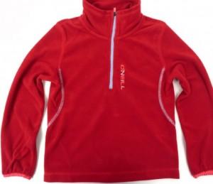 O´Neill HALFZIP Fleece-Pullover society red