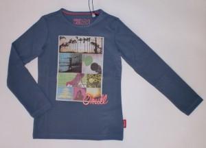 O´Neill Longsleeve/Langarmshirt mit Print blau