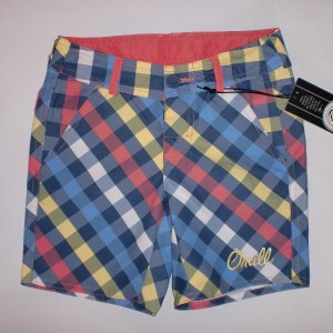 O´Neill Badeshort blue-yellow