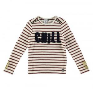 RETOUR Langarm-Shirt/Longsleeve ORLENA offwhite