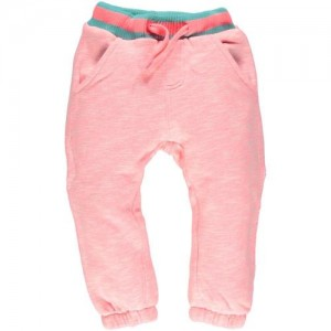 Moodstreet Mini Girls Jogging Hose bright peach