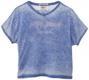 Pepe Jeans London Big T-Shirt DOLLY ultra blue