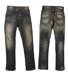 RETOUR Jeans Salvo dark blue denim