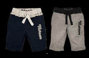 RETOUR Jeans Sweat-Bermuda kevin dunkelblau