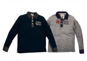 RETOUR Jeans Shirt Longsleeve Quintino grey melange