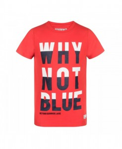 RETOUR DENIM T-Shirt VES fire red