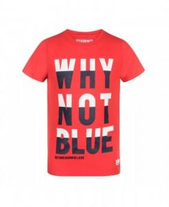 RETOUR DENIM T-Shirt VES fire red