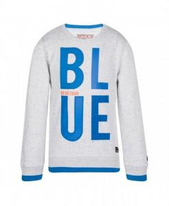 RETOUR DENIM Sweat-Shirt FELIX blue