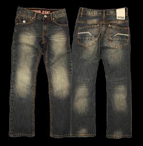 RETOUR Jeans Santo dark blue denim