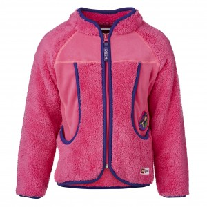 Lego Wear FRIENDS Fleece-Jacke/Cardigan SAVANNA raspberry