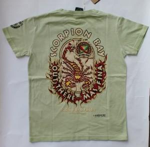 Scorpion Bay T-Shirt Puro Fuego bottle