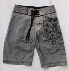 Scorpion Bay Boardshort NY Cortez anthrazit