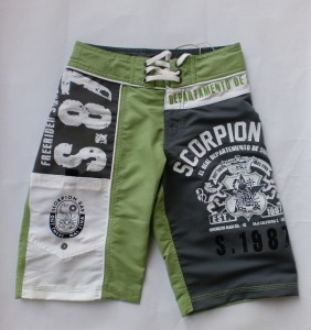 Scorpion Bay Boardshort water sensible Micro bottle