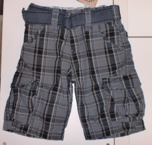Scorpion Bay Bermuda / Walkshort CK blues anthrazit