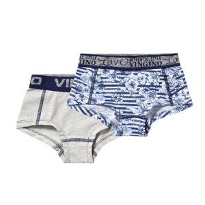 Vingino Hipster/Short 2er-Pack BLUE ISLAND multicolor blue