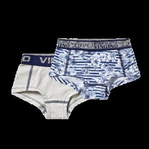 Vingino Hipster/Short 2er-Pack BLUE ISLAND multicolor blue