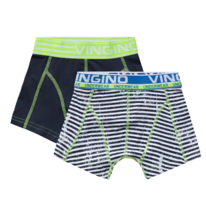 Vingino Boxer/Short 2er-Pack MATS dark blue