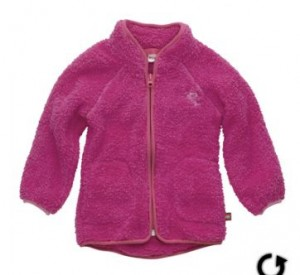 Lego Wear Duplo Mädels Fleece Jacke pink