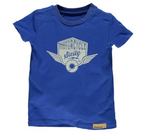 Moodstreet Mini Boys T-Shirt kobalt