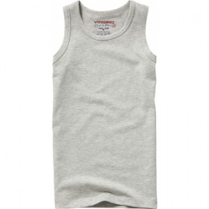 Vingino Boys Basic Unterhemd / Tank top grau