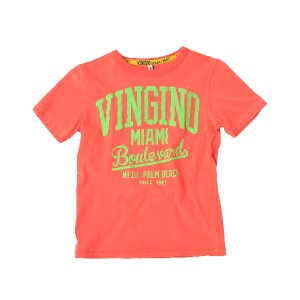 Vingino T-Shirt HENRICO orange soda