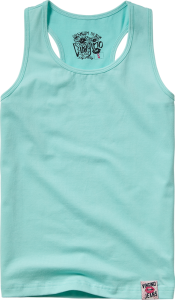 Vingino Racerback-Shirt/Tank-Top GINGER soft neon aruba blue