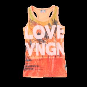 Vingino Racerback-Shirt/Tank-Top GRIETJE neon orange