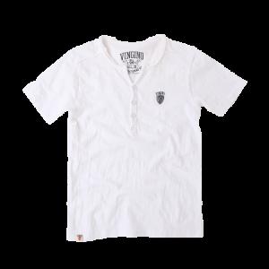 Vingino Basic T-Shirt HARMEN weiß