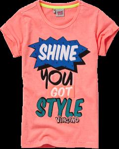 Vingino T-Shirt HARMIEN neon pink