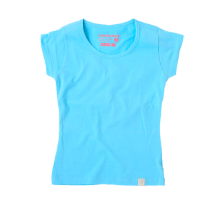Vingino Basic T-Shirt INGA sea blue