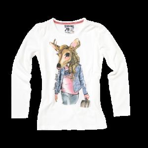 Vingino Langarm-Shirt/Longsleeve JASMA spring white