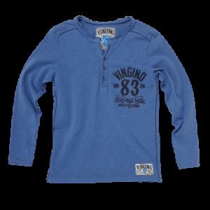 Vingino Langarm-Shirt/Longsleeve JEEN true navy Gr. 164 - 14y