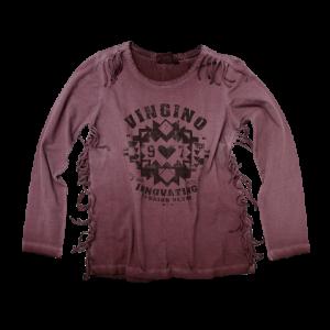 Vingino Langarm-Shirt/Longsleeve JENNEKE purple