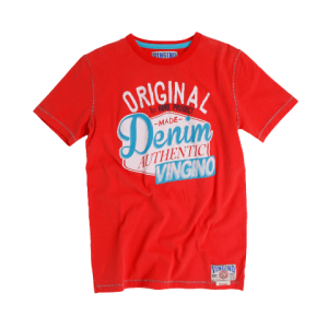 Vingino T-Shirt JERRY coral red