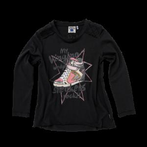 Vingino Langarm-Shirt/Longsleeve KAPUA black