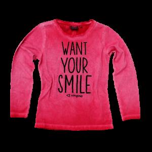 Vingino Langarm-Shirt/Longsleeve KELA persian pink